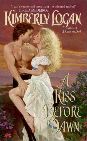 Book cover of A Kiss Before Dawn