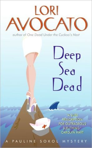 Book cover of Deep Sea Dead: A Pauline Sokol Mystery