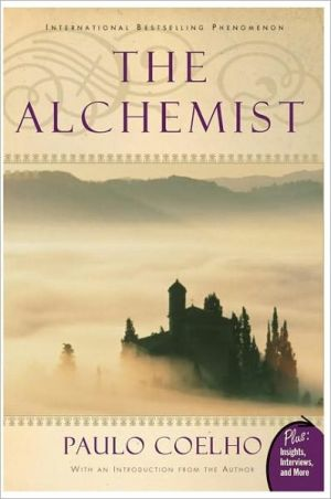 Book cover of The Alchemist