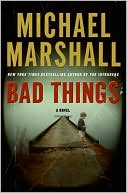 Book cover of Bad Things