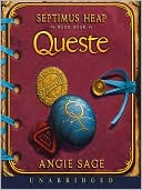 Book cover of Queste (Septimus Heap Series #4)
