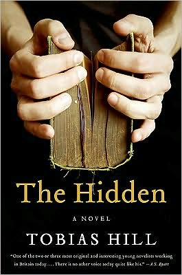 Book cover of The Hidden