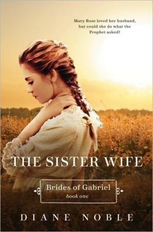 Book cover of Sister Wife: Brides of Gabriel