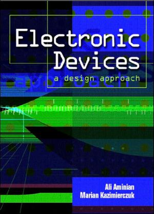 Book cover of Electronic Devices: A Design Approach