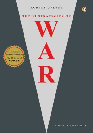 Book cover of The 33 Strategies of War