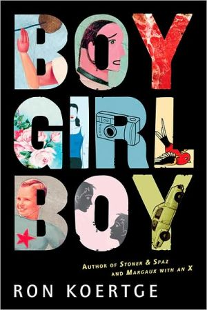 Book cover of Boy Girl Boy
