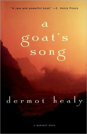 Book cover of A Goat's Song