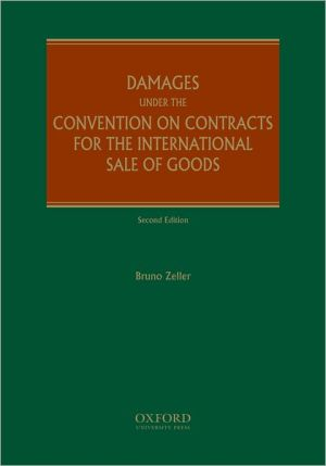 Book cover of Damages under the Convention on Contracts for the International Sale of Goods