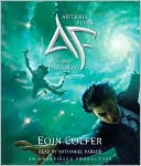 Book cover of Artemis Fowl; The Time Paradox