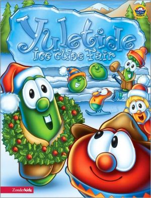 Book cover of A Yuletide Ice Cube Fair