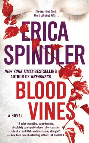 Book cover of Blood Vines