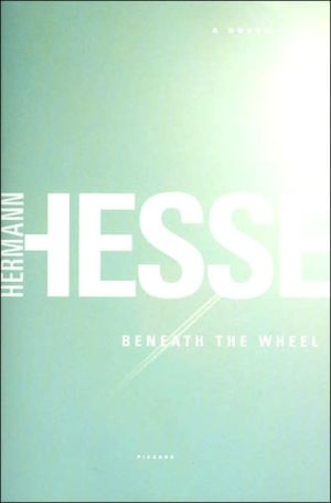 Book cover of Beneath the Wheel
