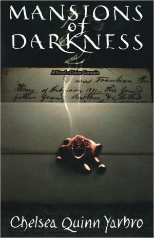 Book cover of Mansions of Darkness
