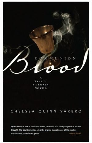 Book cover of Communion Blood: A Novel of Saint-Germain