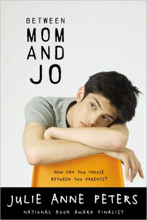 Book cover of Between Mom and Jo