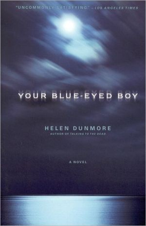 Book cover of Your Blue-Eyed Boy