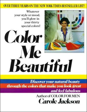 Book cover of Color Me Beautiful
