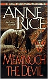 Book cover of Memnoch the Devil (Vampire Chronicles Series #5)
