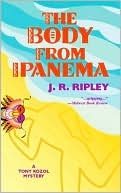 Book cover of The Body From Ipanema (Tony Kozol Series #4)