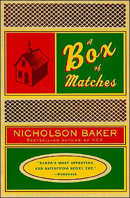 Book cover of A Box of Matches