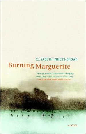 Book cover of Burning Marguerite