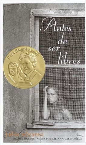 Book cover of Antes de ser libres (Before We Were Free)