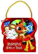 Book cover of Rudolph's Bag of Toys