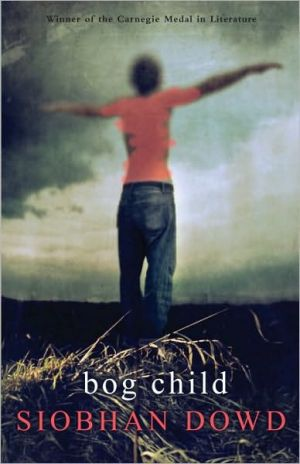 Book cover of Bog Child