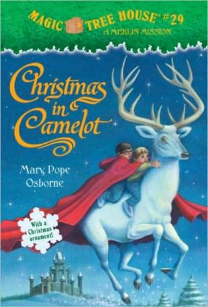 Book cover of Christmas in Camelot (Magic Tree House Series #29)