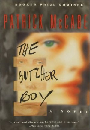 Book cover of The Butcher Boy