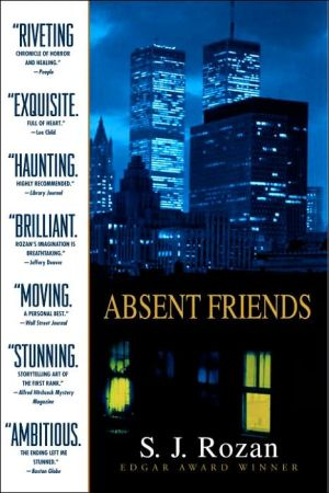 Book cover of Absent Friends