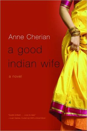 Book cover of A Good Indian Wife: A Novel