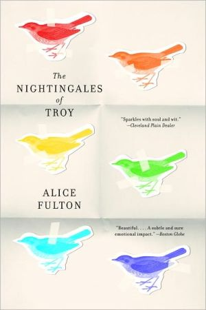 Book cover of The Nightingales of Troy: Stories of One Family's Century