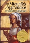 Book cover of The Midwife's Apprentice