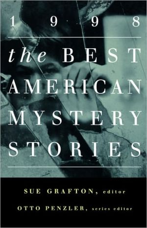 Book cover of Best American Mystery Stories 1998