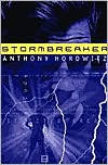 Book cover of Stormbreaker (Alex Rider Series #1)