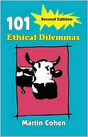 Book cover of 101 Ethical Dilemmas