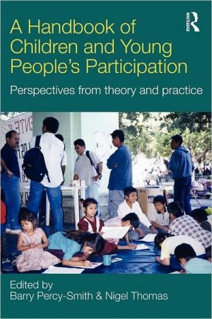 Book cover of A Handbook of Children's Participation: Perspectives from Theory and Practice
