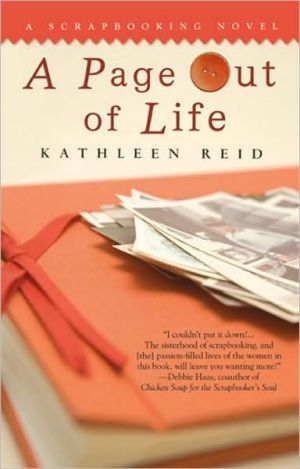 Book cover of A Page Out of Life