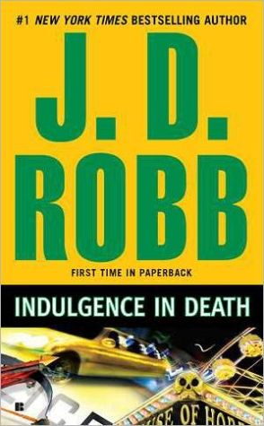Book cover of Indulgence in Death (In Death Series #31)