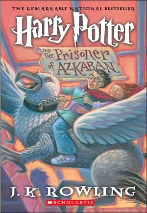 Book cover of Harry Potter and the Prisoner of Azkaban (Harry Potter #3)