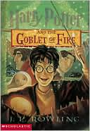 Book cover of Harry Potter and the Goblet of Fire (Harry Potter #4)