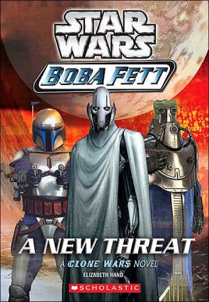 Book cover of Star Wars Boba Fett #5: A New Threat