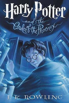 Book cover of Harry Potter and the Order of the Phoenix (Harry Potter #5)