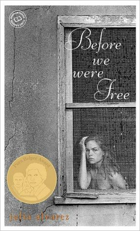 Book cover of Before We Were Free