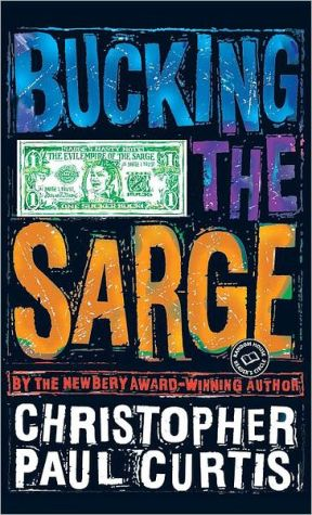 Book cover of Bucking the Sarge