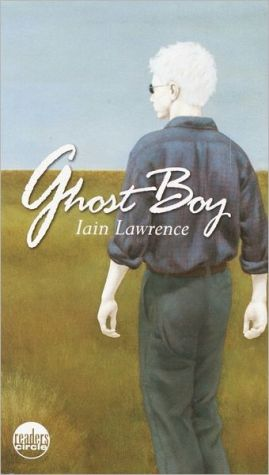 Book cover of Ghost Boy