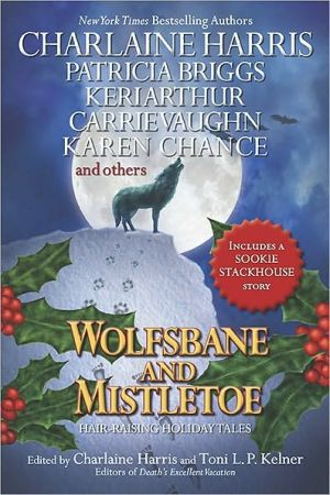 Book cover of Wolfsbane and Mistletoe