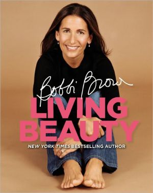 Book cover of Bobbi Brown Living Beauty