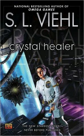 Book cover of Crystal Healer (Stardoc Series #9)